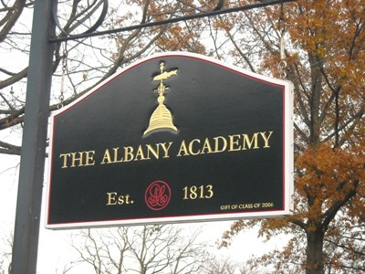 "Welcome to ""The Academy Road"""