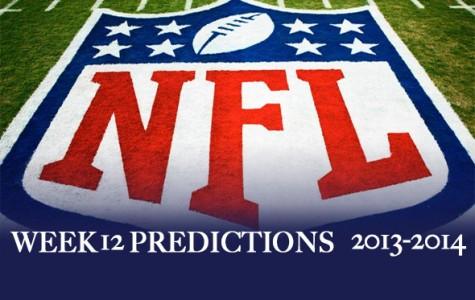 Week 12 NFL Predictions