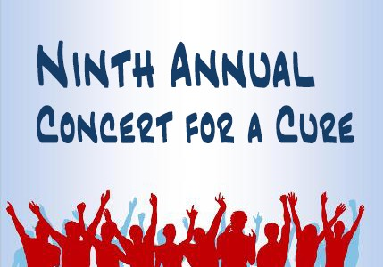 Concert for a Cure 2013