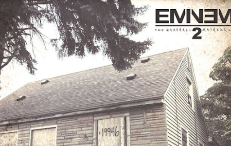 Album Review: Eminem's MMLP2