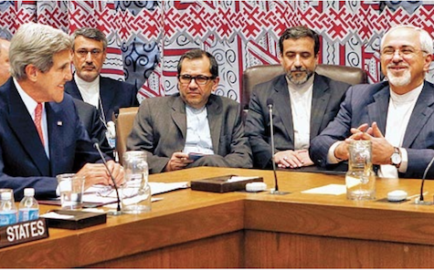 Deal or No Deal: The Iran Nuclear Pact