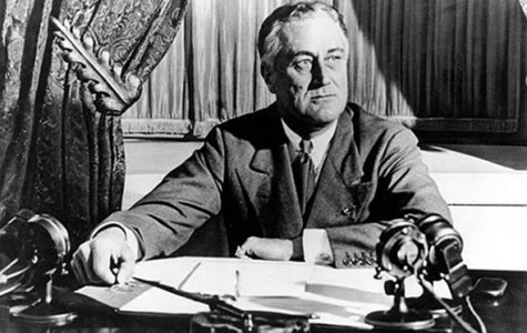FDR, the Embodiment of Perseverance