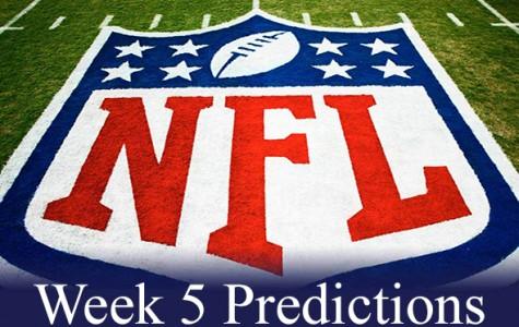 Week 5 NFL Predictions