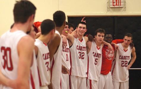 An Inside Look at the Varsity Basketball Team