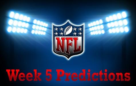 NFL Week 5 Predictions