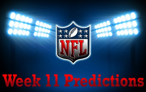 NFL Week 11 Predictions