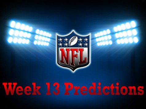 Week 10 NFL Predictions