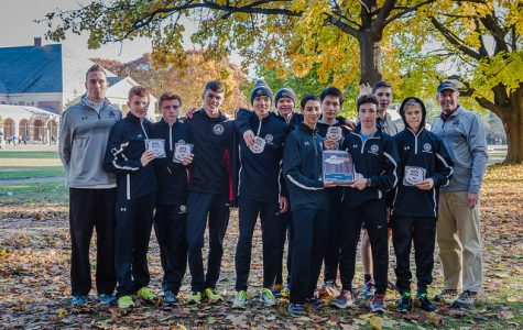 Adversity in Athletics: A Synopsis of the 2016 Cross Country Season