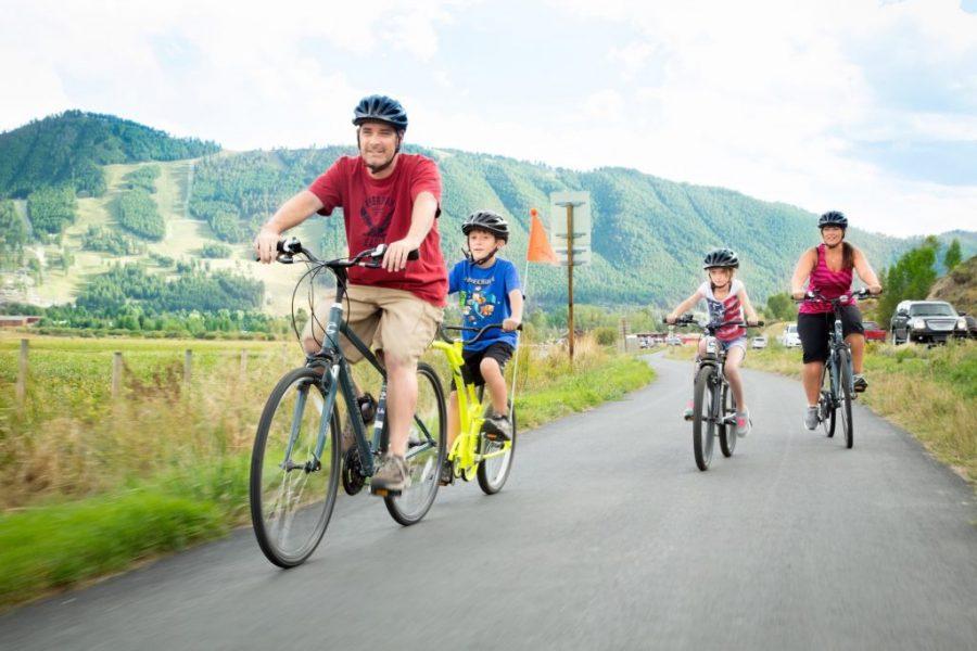 biking the academy road