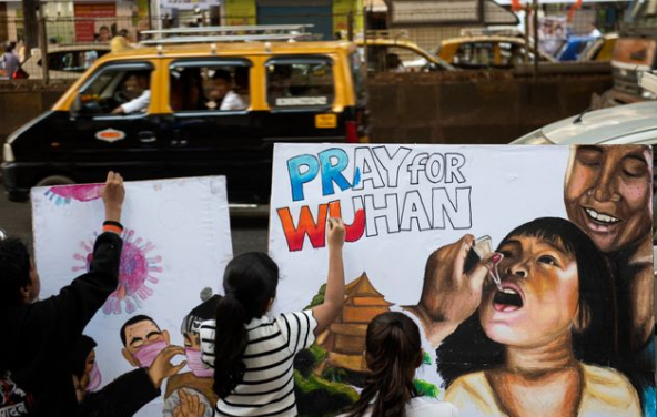 Prayers for Wuhan