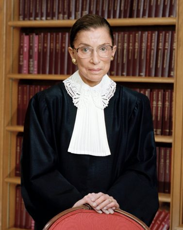 The Legacy of Justice Ruth Bader Ginsburg
