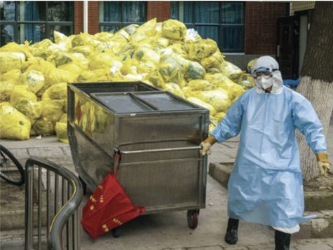 COVID-19 & Plastic Waste